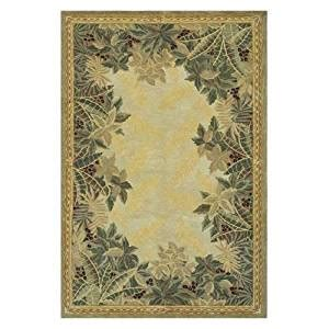 tropical accent rugs tropical border round area rugs amazon com kas rugs 3140 sparta tropical round area rug