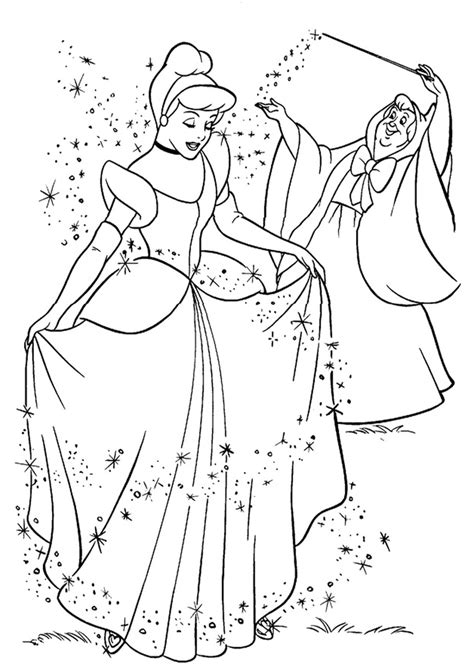 Kolorowanka Kopciuszek Disney Nr 76 Princess Mononoke Coloring Pages Free Coloring Sheets