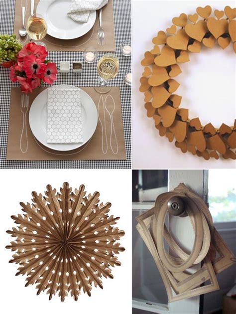 Paper Wedding Decorations by Brown Paper Wedding Inspiration Brown Paper Wedding Ideas