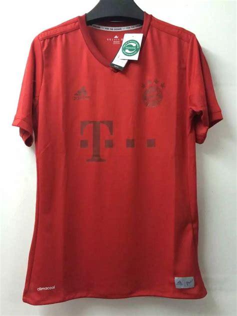 Jersey Bayern Munchen Home Official 17 18 Grade Ori cheap soccer jerseys shop free worldwide shipping gogoalshop