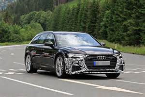 Audi Wagon 2020 by 2020 Audi Rs6 Avant Makes Photo Debut Autoevolution