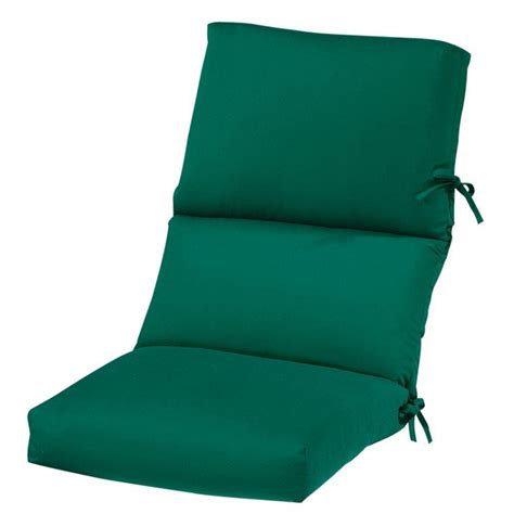 Furniture: High Back Outdoor Chair Cushions Best High Back