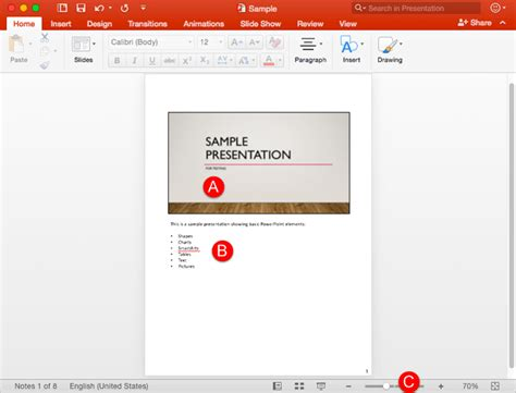 Powerpoint Outline View Mac by Notes Page View In Powerpoint 2016 For Mac Powerpoint And Presenting Stuff