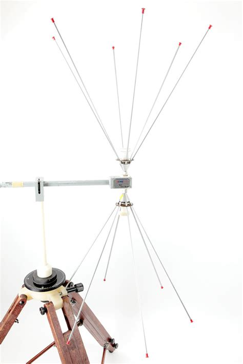 emco 3110p biconical antenna rx only item 343