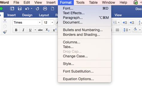 mac word layout changes mac users word 2016 changing the default font its
