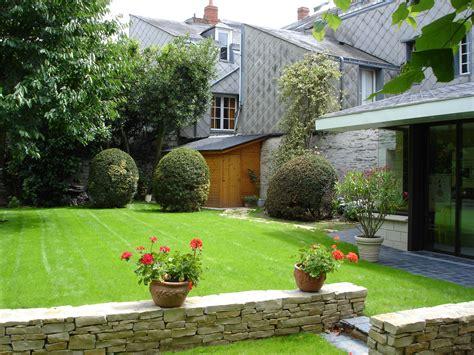 Jardin De Maison by Paysagiste Angers 49 Le Jardin Plaisir Un Jardin