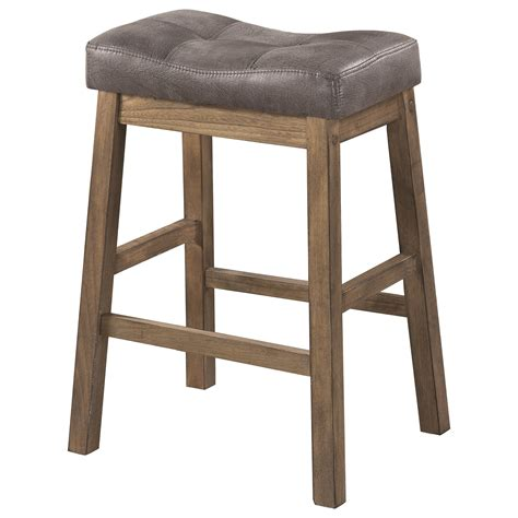 Rustic Backless Counter Stools by Coaster Dining Chairs And Bar Stools Rustic Backless