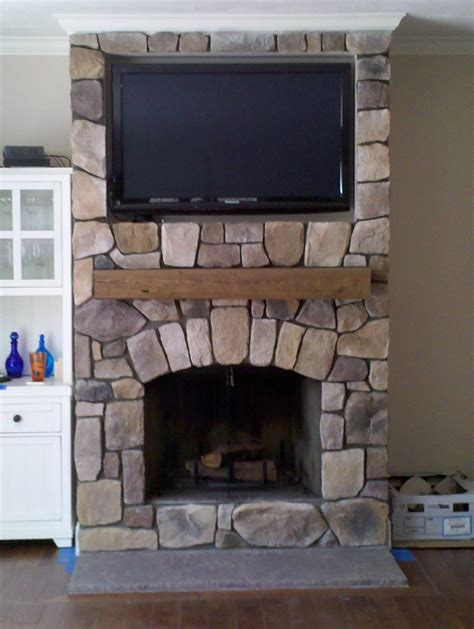 Living Room: Fantastic Picture Of Fireplace Design With