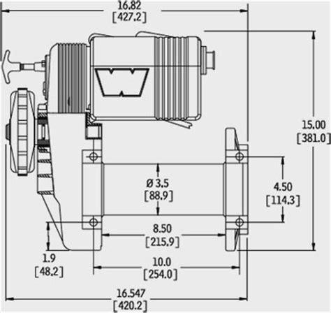 warn 8274 wiring diagram warn wiring diagram