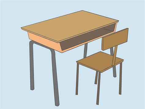 How To Draw A Desk Step By Step by How To Draw A Desk 1 Pt Perspective Desk A Basic How To
