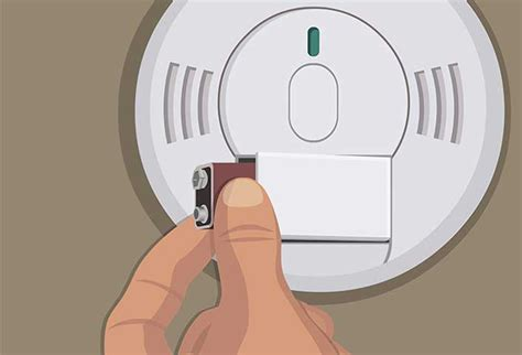 install smoke detector steps to install wired smoke and co alarms at the
