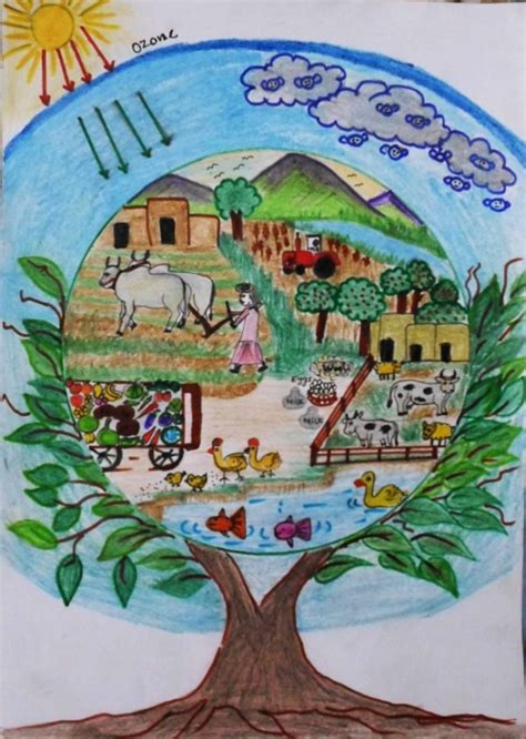 themes of drawing competition 40 save environment posters competition ideas
