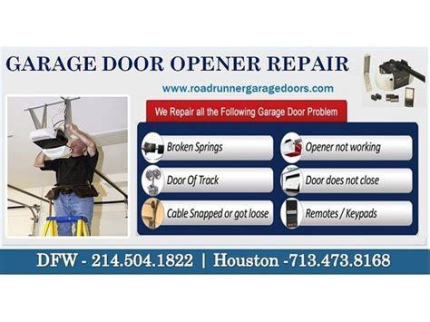 Professional Garage Door Opener Repair 75034 Tx Garage Door Opener Repair Houston
