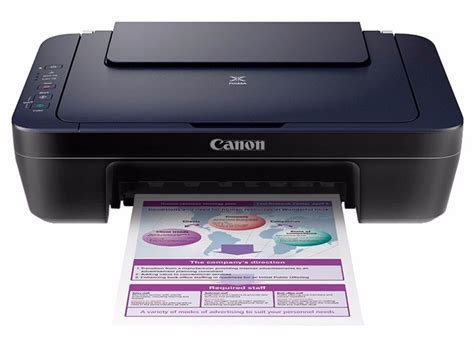 impresora canon  multifuncional escaner imprime copia