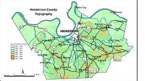 henderson county map groundwater resources of henderson county kentucky