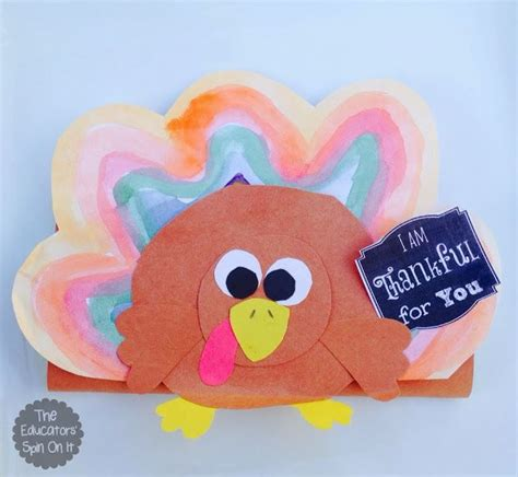 Handmade Turkey Crafts - top 25 ideas about chocolate bar wrappers on