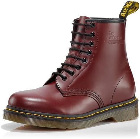 Dr Martine Air Wair new dr doc martens cherry 1460 boots uk 5 us 7 ebay
