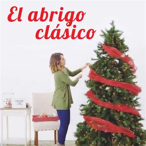 como decorar un arbol de navidad con malla y cinta m 225 s de 25 ideas incre 237 bles sobre 193 rbol de navidad malla en
