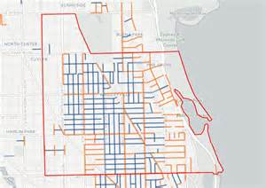 Chicago Metered Parking Map by How To Find Parking In Lakeview Easy Chicago Parking