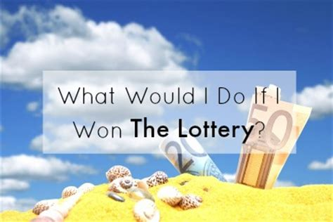 Powerball Giveaway Facebook - what would i do if i won the lottery giveaway lamb bear