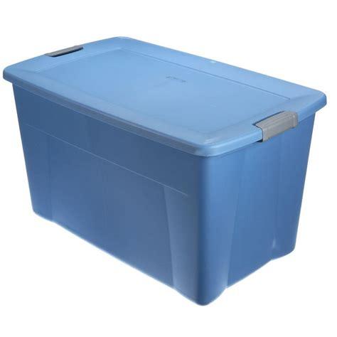 ziploc 22 gal heavy duty plastic storage tote 5