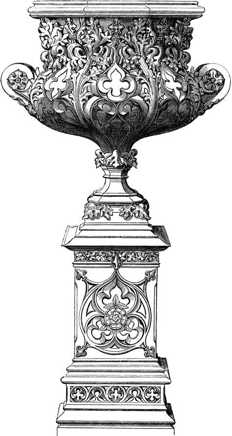 Gothic Vase | ClipArt ETC