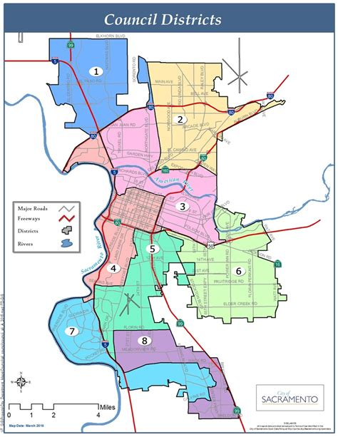city limits map map of city limits city of sacramento