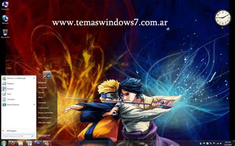 download themes pc naruto tema de naruto seven theme themes for pc