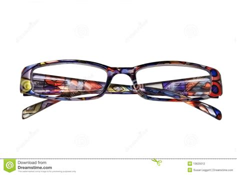 colorful eyeglasses colorful eyeglasses stock photography image 13625012