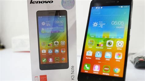lenovo themes download k3 note lenovo k3 note unboxing hands on overview impressions