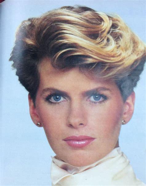 1980 short layered hair styles 9 best short hair perm images on pinterest hair dos