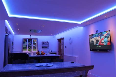 20 watt RGBW LED tape   24 volts (colour changing)