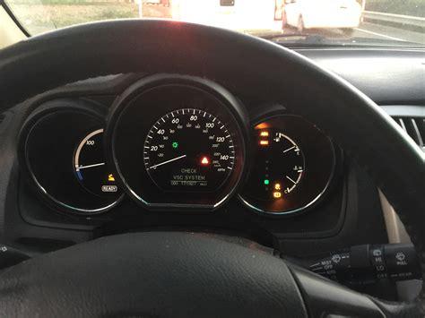 lexus check engine light vsc check engine light lexus is220d lightneasy