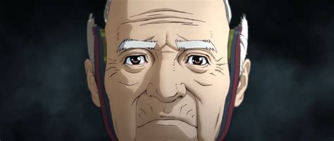 weird cult manga about cyborg grandpa is getting an anime