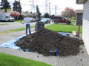 3 Cubic Yards 4 Cubic Yards Of Fresh Soil