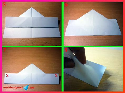 membuat kolase dari kertas lipat cara membuat perahu kertas sederhana origami perahu kertas