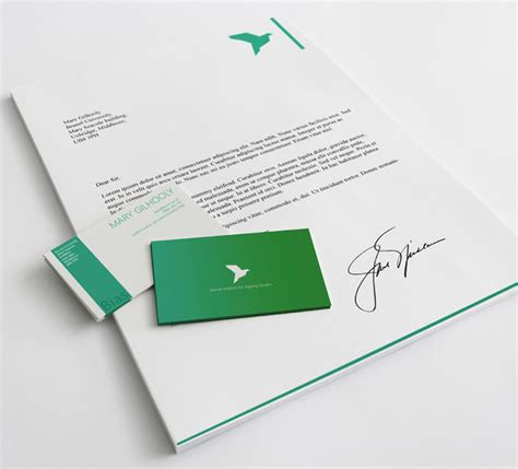 graphic design stationery layouts new branding visual identity and logo designs design