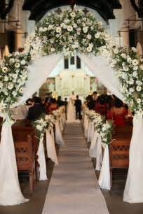 wedding decorations best 20 church aisle decorations ideas on church wedding decorations pew