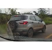 Ford EcoSport White Grey 7  MotorBashcom