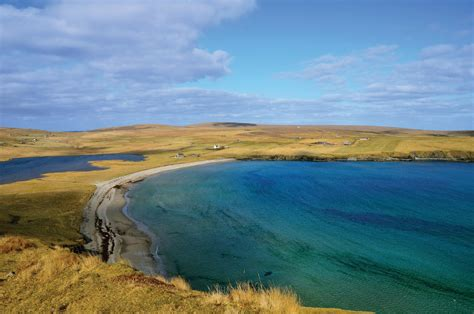 sle of yell fetlar shetland visitor