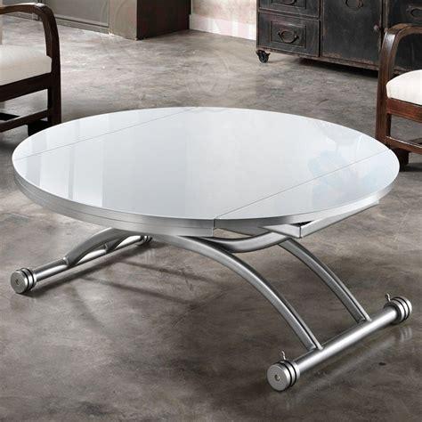 tavolo salotto alzabile gateway tavolino da salotto allungabile e alzabile 105 cm