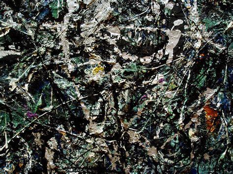 imagenes abstractas de jackson pollock pinturas de vanguardias full fathom five jackson pollock