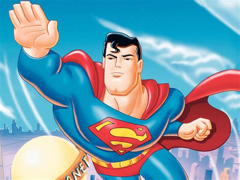 wallpaper cartoon action sketch s top 12 animated action series superman pictures
