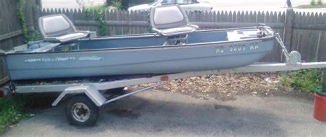 coleman boat motor coleman crawdad boats for sale