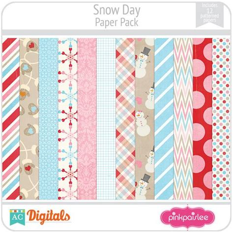 Essay On A Snowy Day by Snow Day Paper Pack Ac Digitals