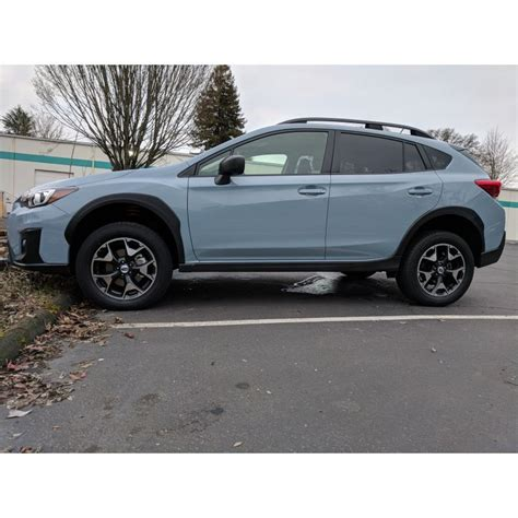 crosstrek subaru lifted 2018 crosstrek lift kit primitive racing