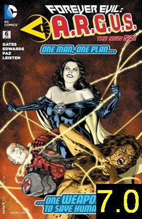 forever devoted forever bluegrass volume 8 books to the comic store forever evil a r g u s 6 review