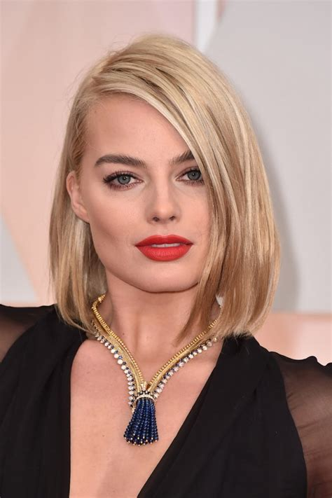 margo hairstyles oscars 2015 beauty margot robbie hair hollywood reporter
