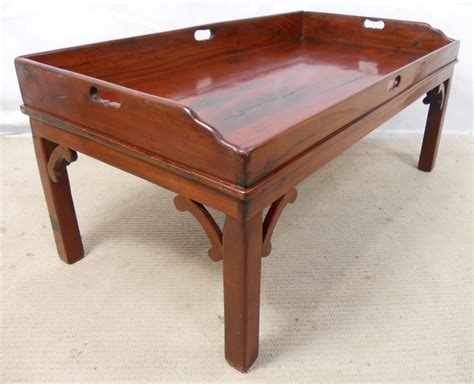 Large Tray Top Hardwood Coffee Table Large Tray For Coffee Table