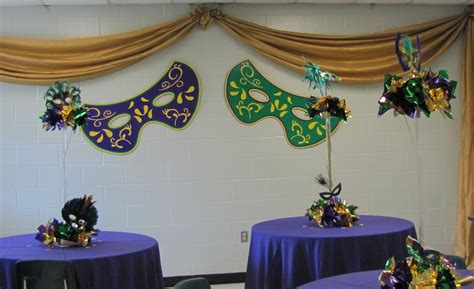 masquerade wall decorations event decorating company
